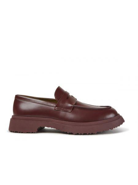 Loafers - bordowe Camper