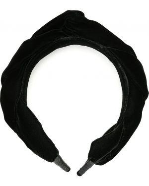 Черный ободок Le Monde Beryl