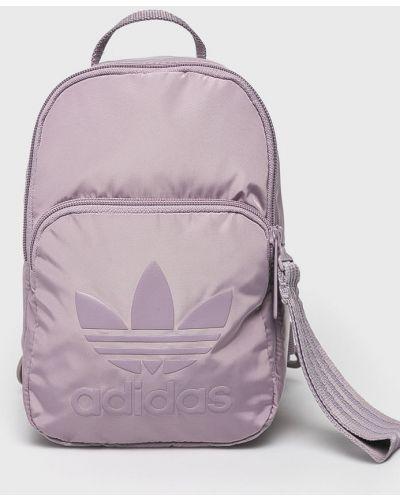 Рюкзак фиолетовый сиреневый Adidas Originals