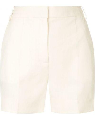 Однобортные шорты с карманами Victoria Victoria Beckham