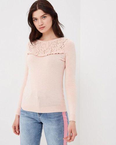 Розовый джемпер Naf Naf