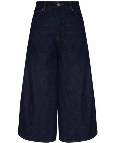 Широкие джинсы расклешенные с заклепками Levi's®