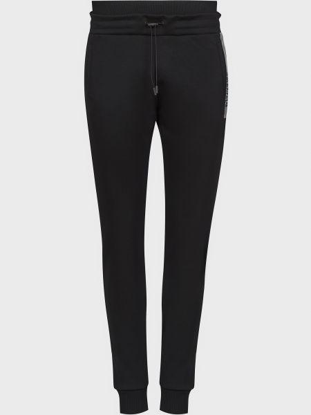 Хлопковые черные спортивные брюки Colmar Originals