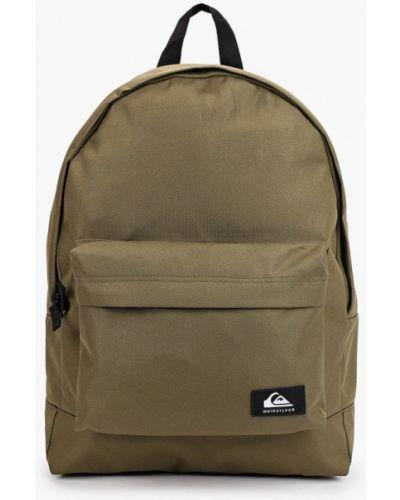 Текстильный рюкзак хаки Quiksilver