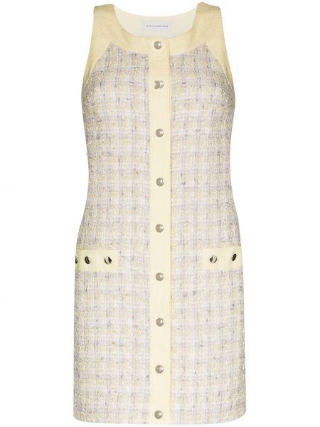 Платье мини на пуговицах прямое Faith Connexion