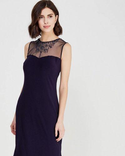 Вечернее платье - синее Apart