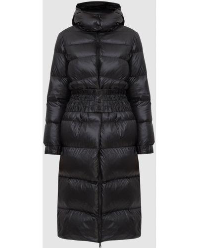 Пуховая куртка - черная Twin-set
