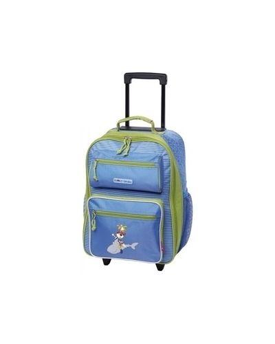 Нейлоновый чемодан Sigikid