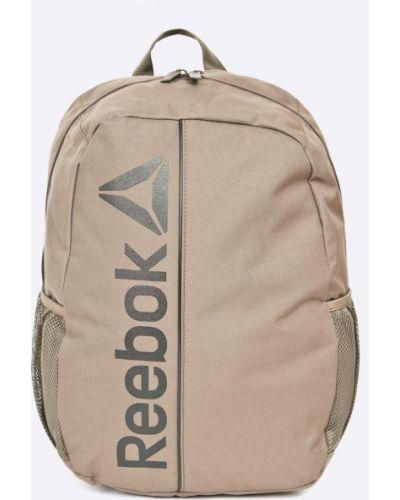 Зеленый рюкзак для ноутбука Reebok