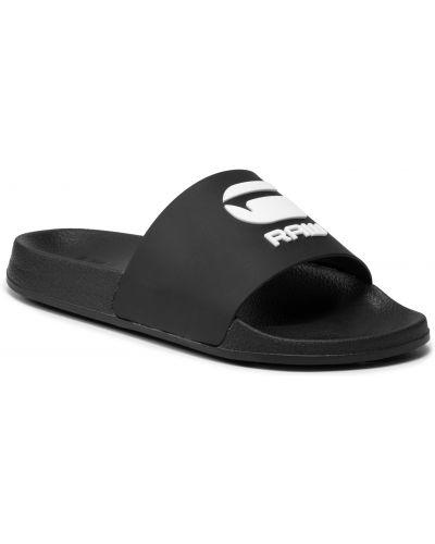 Czarne sandały casual G-star Raw