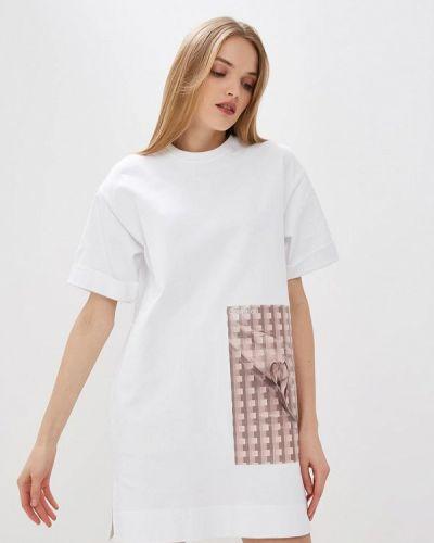 Платье футболка весеннее Calvin Klein