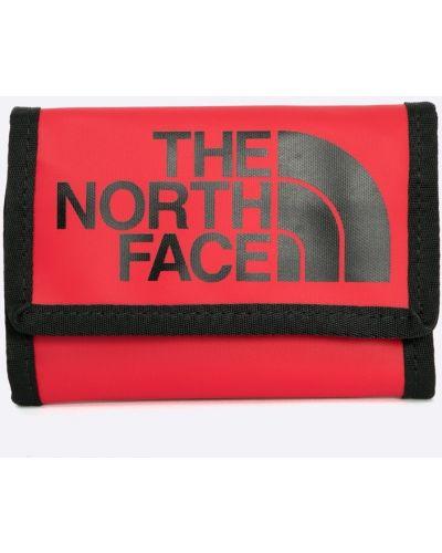 Кошелек текстильный красный The North Face
