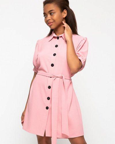 Розовое платье Lilove