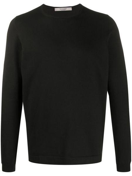 Черный свитер La Fileria For D'aniello