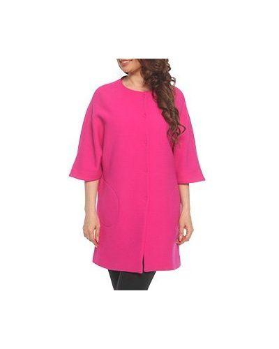 Повседневное розовое пальто Annie P.