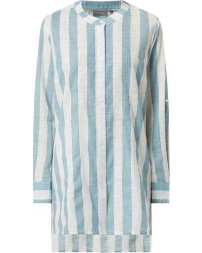 Bluzka z długimi rękawami w paski bawełniana Broadway Nyc