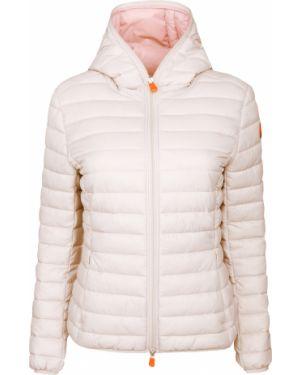 Куртка с капюшоном стеганая на молнии Save The Duck