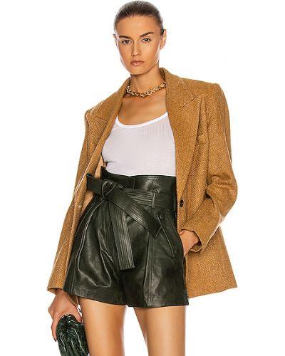 Пиджак из вискозы с карманами Smythe