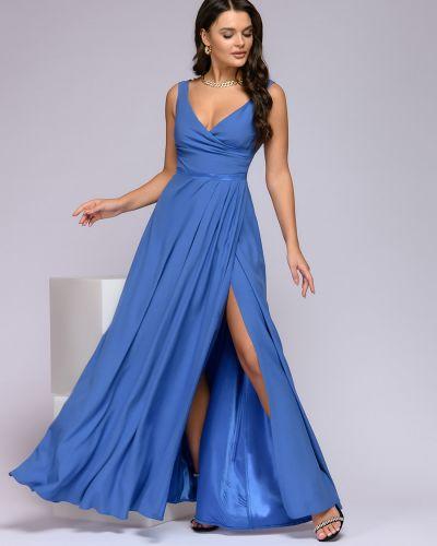 Вечернее платье с декольте 1001 Dress