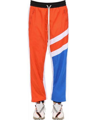 Pomarańczowe ciepłe spodnie Gmc - God's Masterful Children