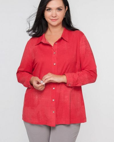 Рубашка - красная Лимонти
