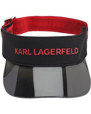 Козырек с логотипом Karl Lagerfeld