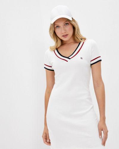 Белое платье Felix Hardy