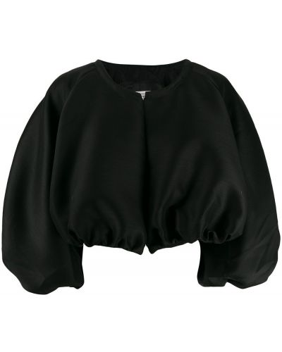 Черная куртка Toteme