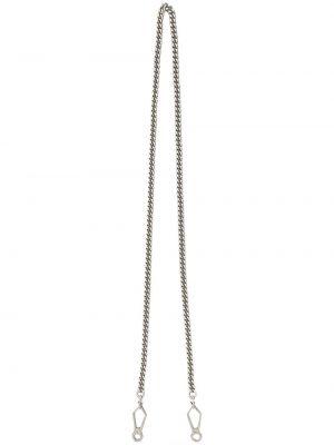 Łańcuch ze złota ze srebra Mulberry