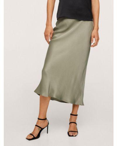 Zielona spódnica Mango