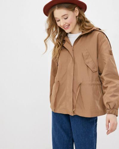 Облегченная коричневая куртка Ostin