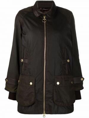Куртка двусторонняя - зеленая Barbour