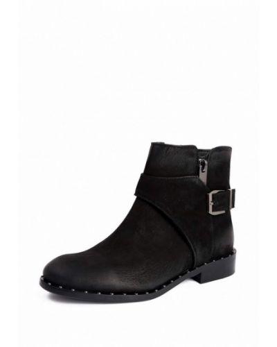 Ботинки на каблуке осенние на каблуке Roberto Netti