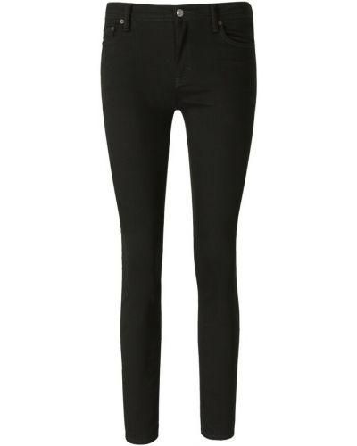 Czarne mom jeans Acne Studios