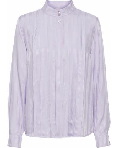 Fioletowa koszula Karen By Simonsen
