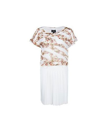 Вечернее платье винтажное - белое Class Cavalli