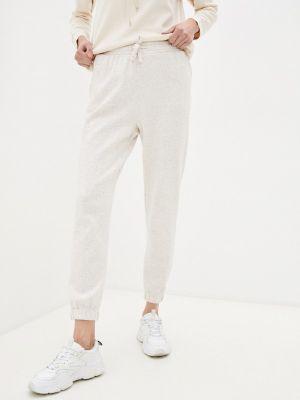 Бежевые зимние брюки Ostin