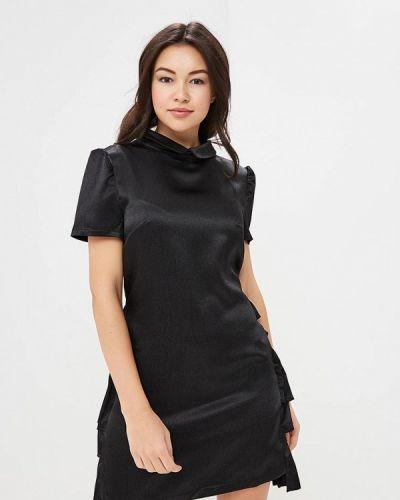 Черное вечернее платье Tutto Bene