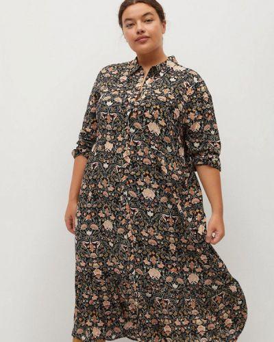 Платье-рубашка Violeta By Mango
