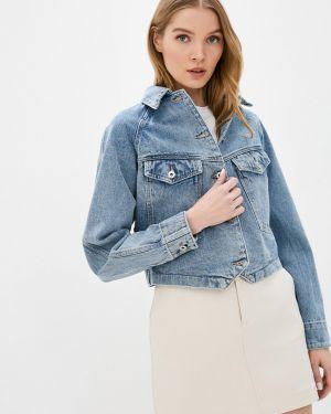 Джинсовая куртка весенняя Befree