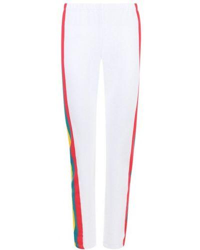 Спортивные брюки с лампасами зауженные Wildfox