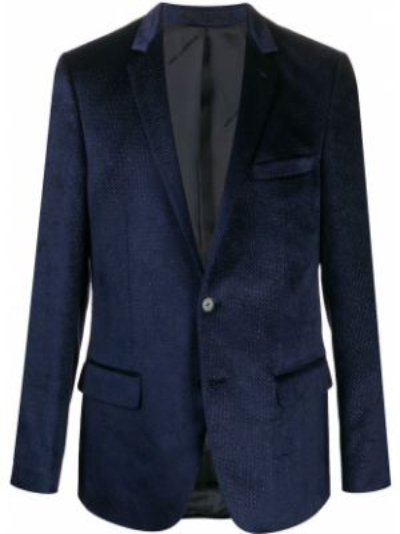Пиджак с карманами на пуговицах Karl Lagerfeld