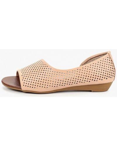 Сандалии бежевые Sweet Shoes