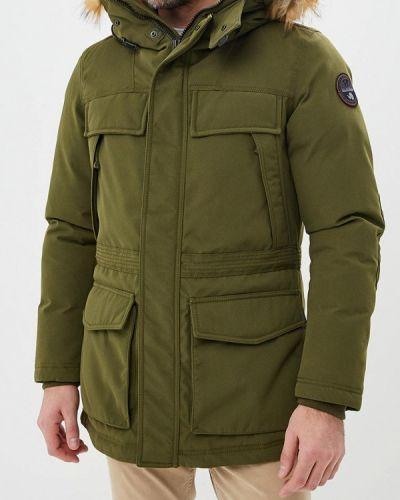 Зимняя куртка осенняя Napapijri