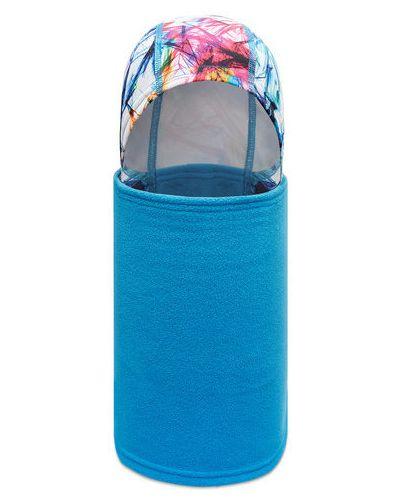 Niebieski komin Spyder