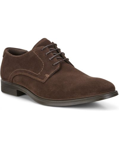 Туфли замшевые легкие Ecco