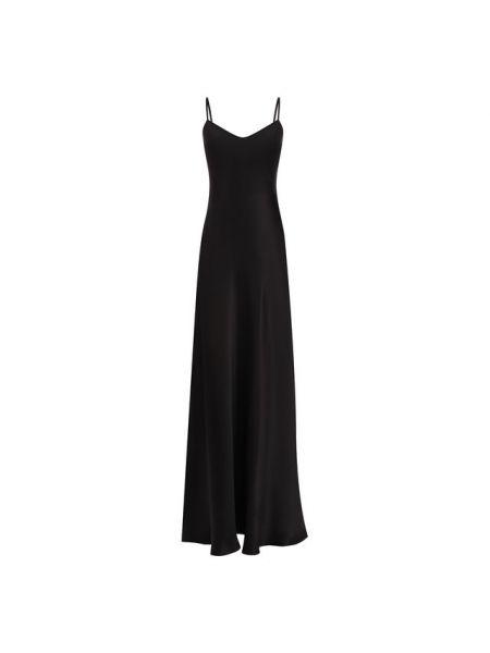 Вечернее платье розовое с открытой спиной Ralph Lauren