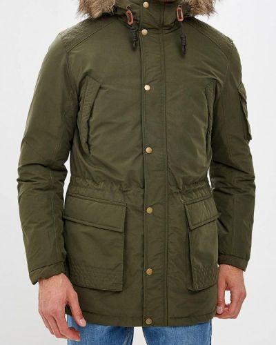 Зимняя куртка утепленная осенняя Jack & Jones