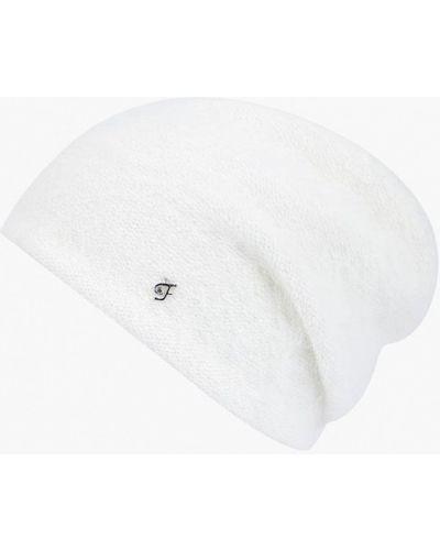 Шапка белая осенняя Forti Knitwear