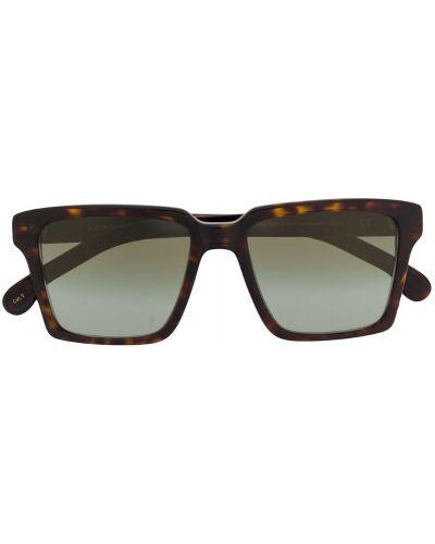Солнцезащитные очки черные темный Paul Smith Eyewear